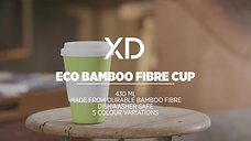 ECO bamboo fibre cup 430ml