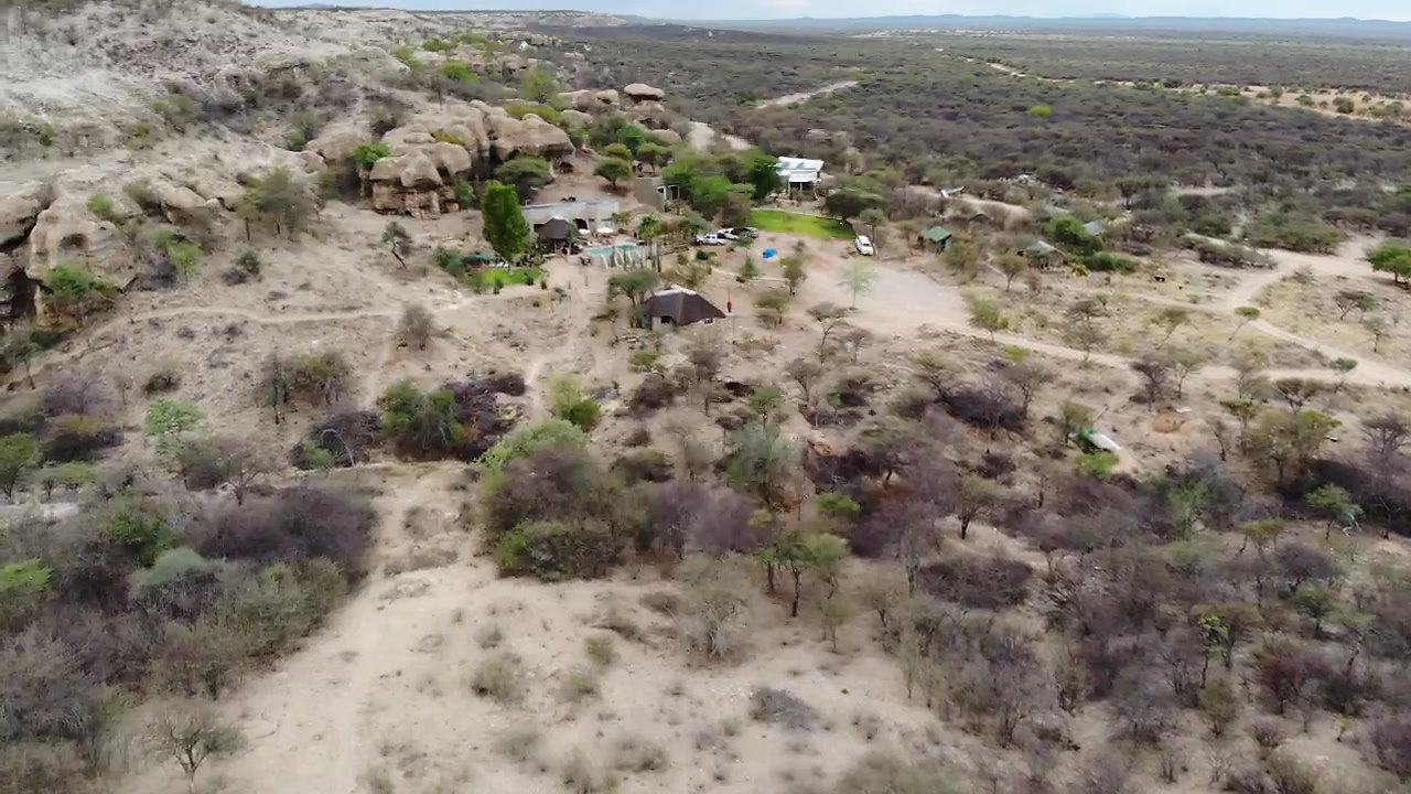 Sasa Lodge overview