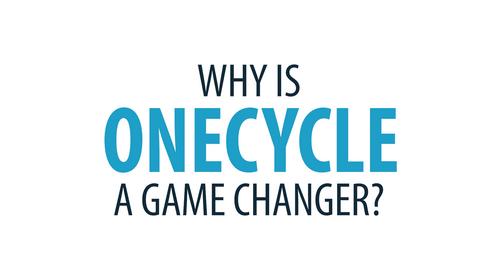 OneCycle Mine Disintermediation Technology