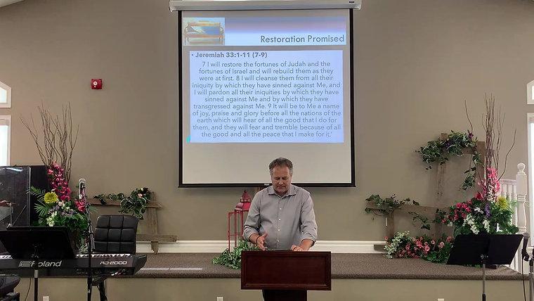Restoration Promised - June 28, 2020
