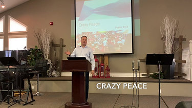 Crazy Peace - March 22, 2020