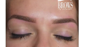 Saranda Morina Brows