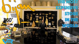 World's Most Expensive Men's Store 360°