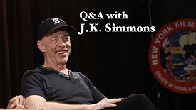 Discussion with Oscar Winning Actor J.K. Simmons