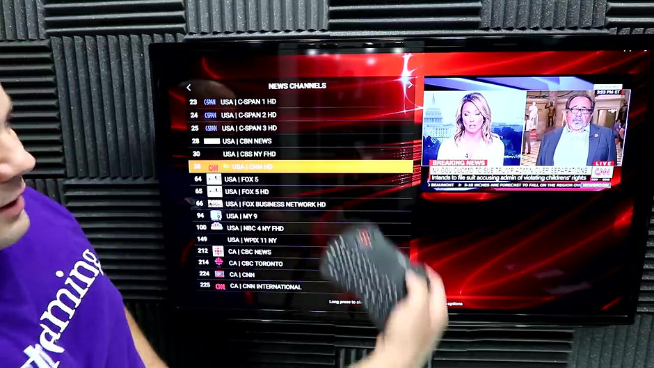 DOWNLOAD SHACK TV ON ANDROID & FIRESTICK