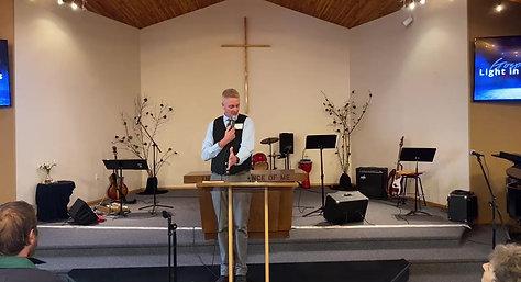 Sunday Service 6.13.2021