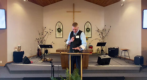 Easter Service 4.4.2021