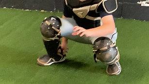 Heavy Ball Barehand Catching Drill