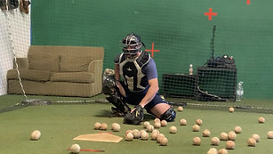 CATCHERS - Tracking Pitches