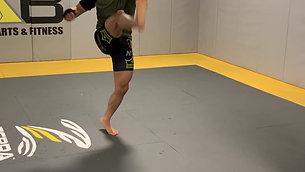 Dynamic Warm Up - High Kicks