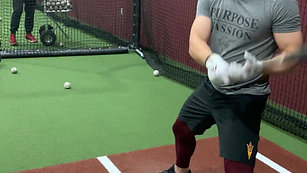 Front Toss Hitting Drill - Reaction Time