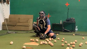Baseball - CATCHERS - Tracking Pitches with Strobe Training Glasses