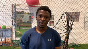 Baseball - Testimonial After Hitting with Strobe Training Glasses
