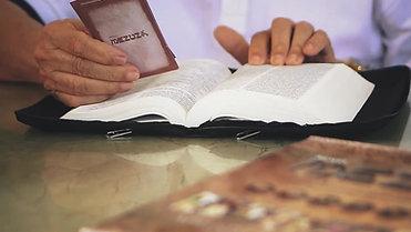 Mezuzá - Família e Bíblia