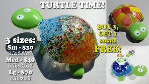 Lil' Chip Turtles!