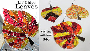 Lil' Chip Leaves are falling...