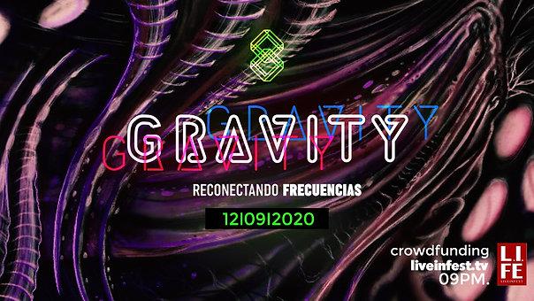 Crowdfunding | Gravity Live Band