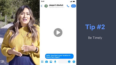 4 Tips to Connect with Customers in Messenger