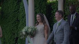 James and Marika's Wedding