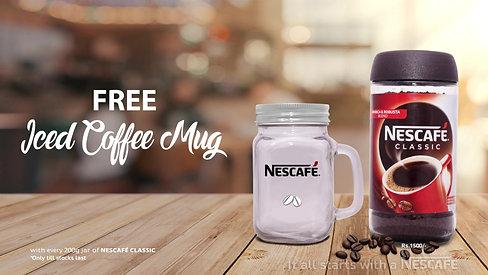Nescafe Free Mug (2018-07-06)