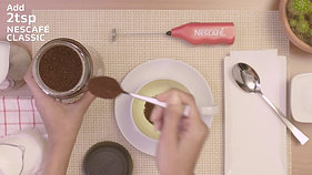 Nescafé  Facebook Advertisement