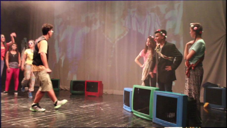 Sharbatata-Dance Theater