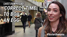 Virgin Media Faster than You campaign Part 1
