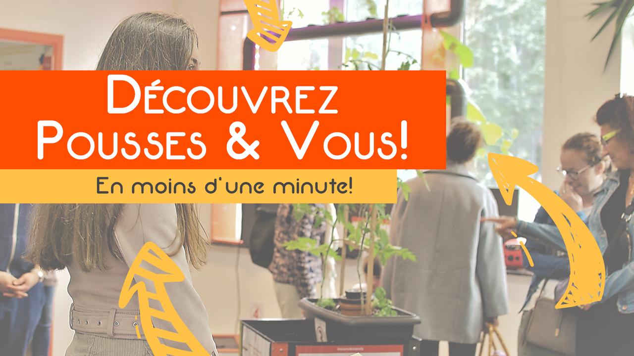 Pousse & Vous! - Trailer