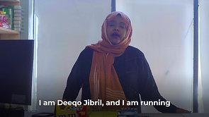 Deeqo Jibril for Boston City Council