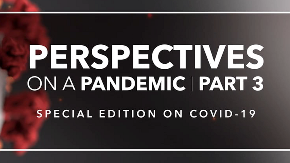 Perspectives on a Pandemic_ Part 3