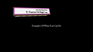 B. Famous On Stage™ Magic Preview 3