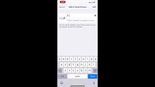 E-Money Mobile Bookmark