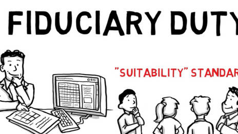 Fiduciary VS Broker EXPLAINED