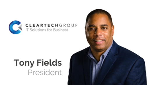 We Are Cleartech Group_ Meet Tony Fields