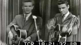 1957 - The Ed Sullivan Show feat. Bye Bye Love & Hey Doll Baby