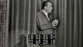 1962 - The Ed Sullivan Show feat. Crying In The Rain & Jezebel
