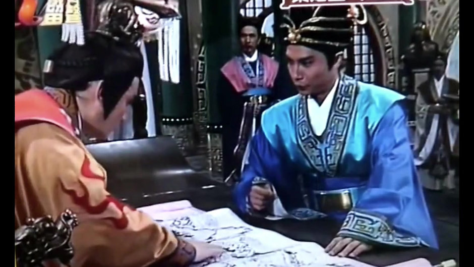Jing Ke's Assassination of The King of Qin