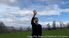 002 James Pett - choreographer, dancer - Dingwall Highlands of Scotland