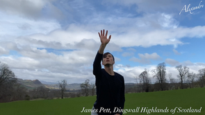 002 James Pett - choreographer, dancer - Dingwall Highlands of Scotland