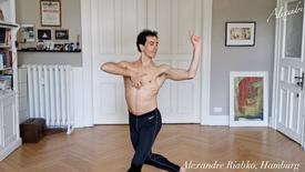 006 Alexandre Riabko - Principal dancer of Hamburg Ballett - Hamburg