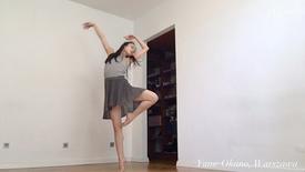 004 Yume Okano - ballerina of Polish National Ballet - Warszawa