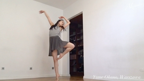 004 Yume Okano - ballerina of Polish National Ballet - Warszawa