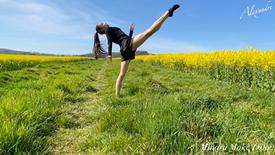 003 Miharu Maki - ballerina of Norwegian National Ballet - Oslo