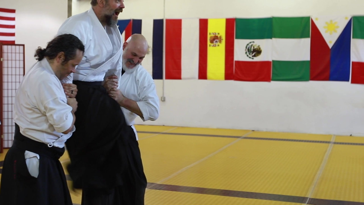 2021 Texas Aikido Seminar