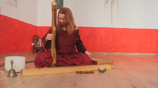 Klangmeditation im Tempel der Göttin