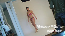 Curvy 桐山瑠衣のFilm Set for Mouse Pad