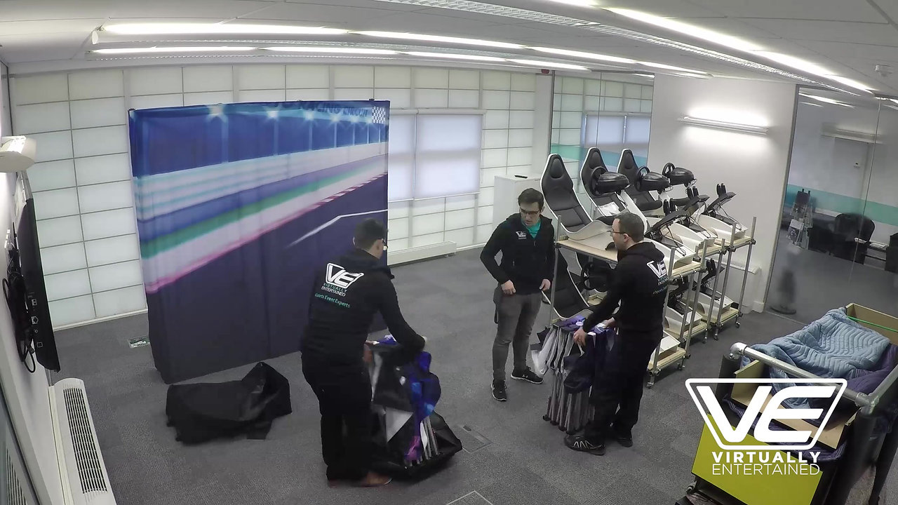 Office Grand Prix Promo