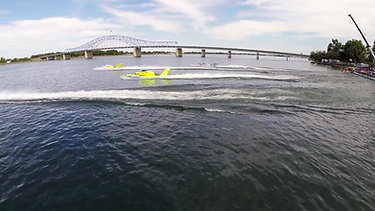 GoPro H1 Unlimited Hydroplanes