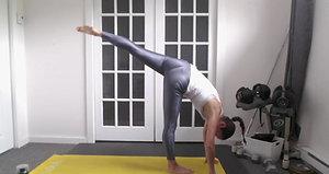 Cours avancé de yoga flow (06/10/2021)