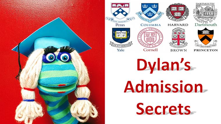 Dylan's Admission Secrets